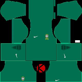 52c0758da Brazil Kits 2017 - Dream League Soccer - Kuchalana