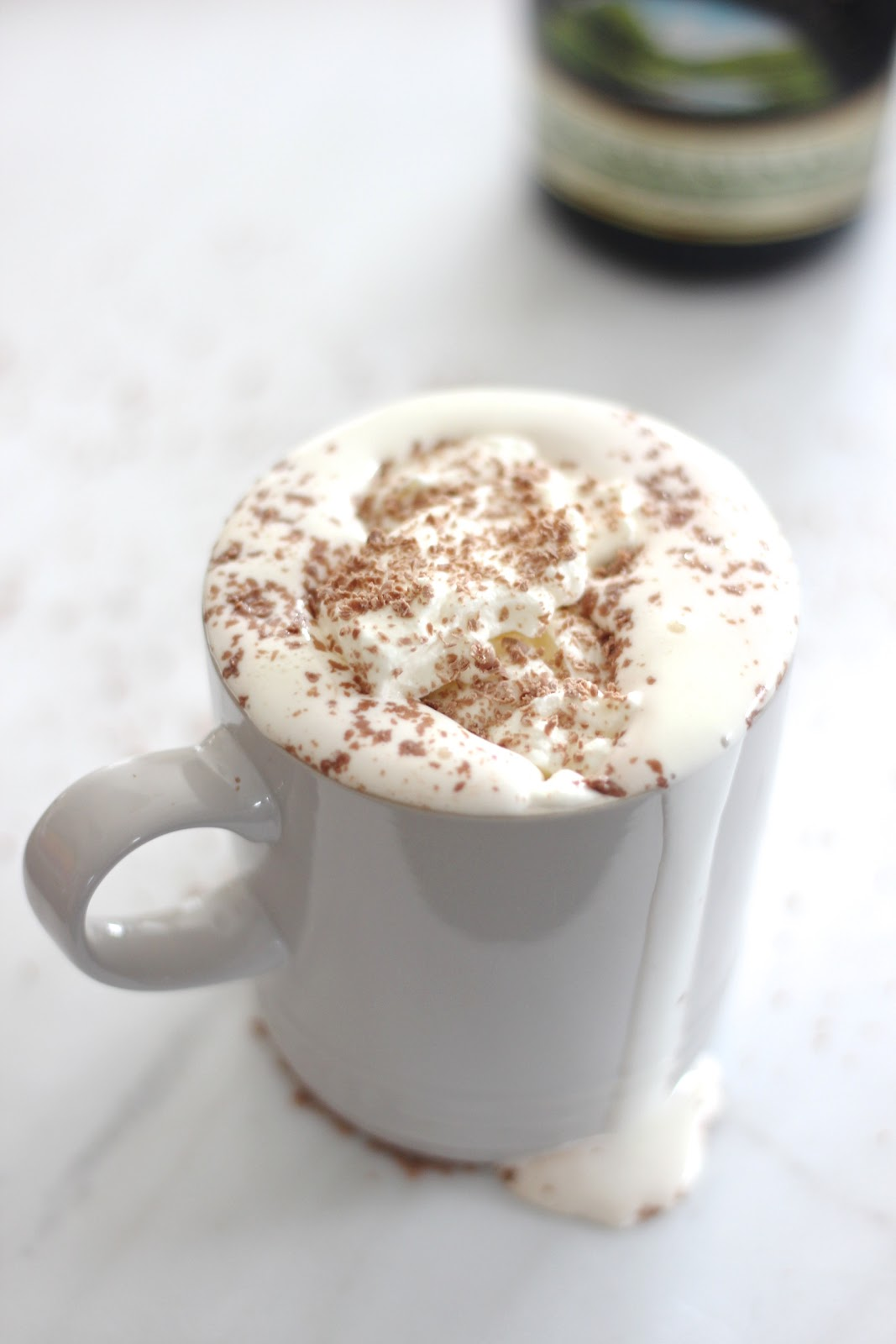 Baileys Hot Chocolate Recipe.
