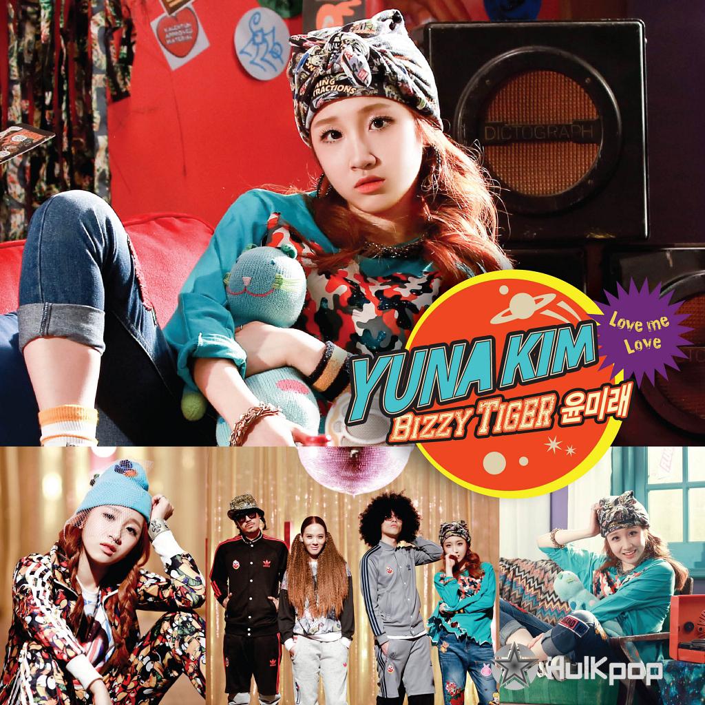 [Single] Yuna Kim – Love Me Love (FLAC)