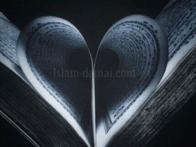 Photo Alquran love cinta