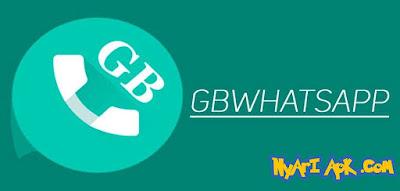 Download GBWhatsapp Transparan (WA Clone) Versi 5.50 Apk Terbaru