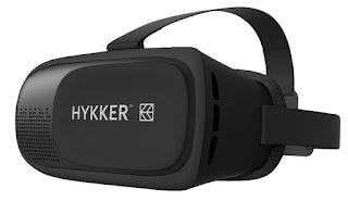 Okulary wirtualnej rzeczywistości Gogle VR Hykker z Biedronki
