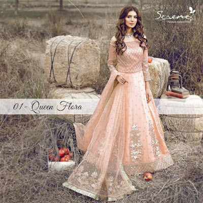 latest-serene-premium-luxury-chiffon-dresses-2017-for-women-1