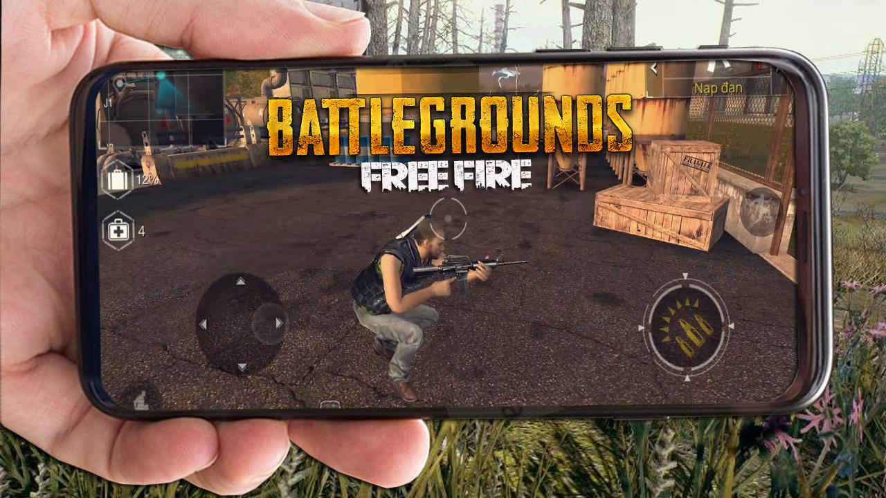 Resultado de imagem para Free Fire: Battlegrounds