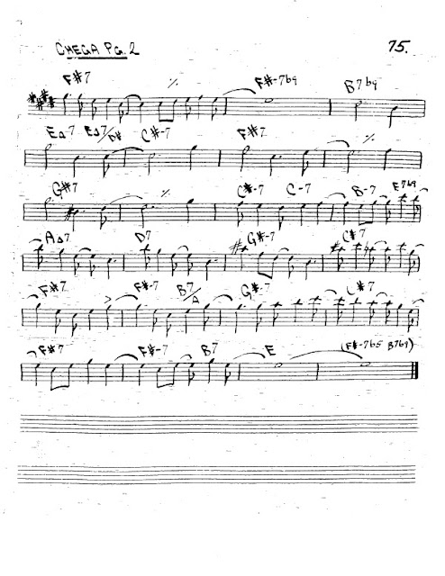 Partitura Trompeta Jobim