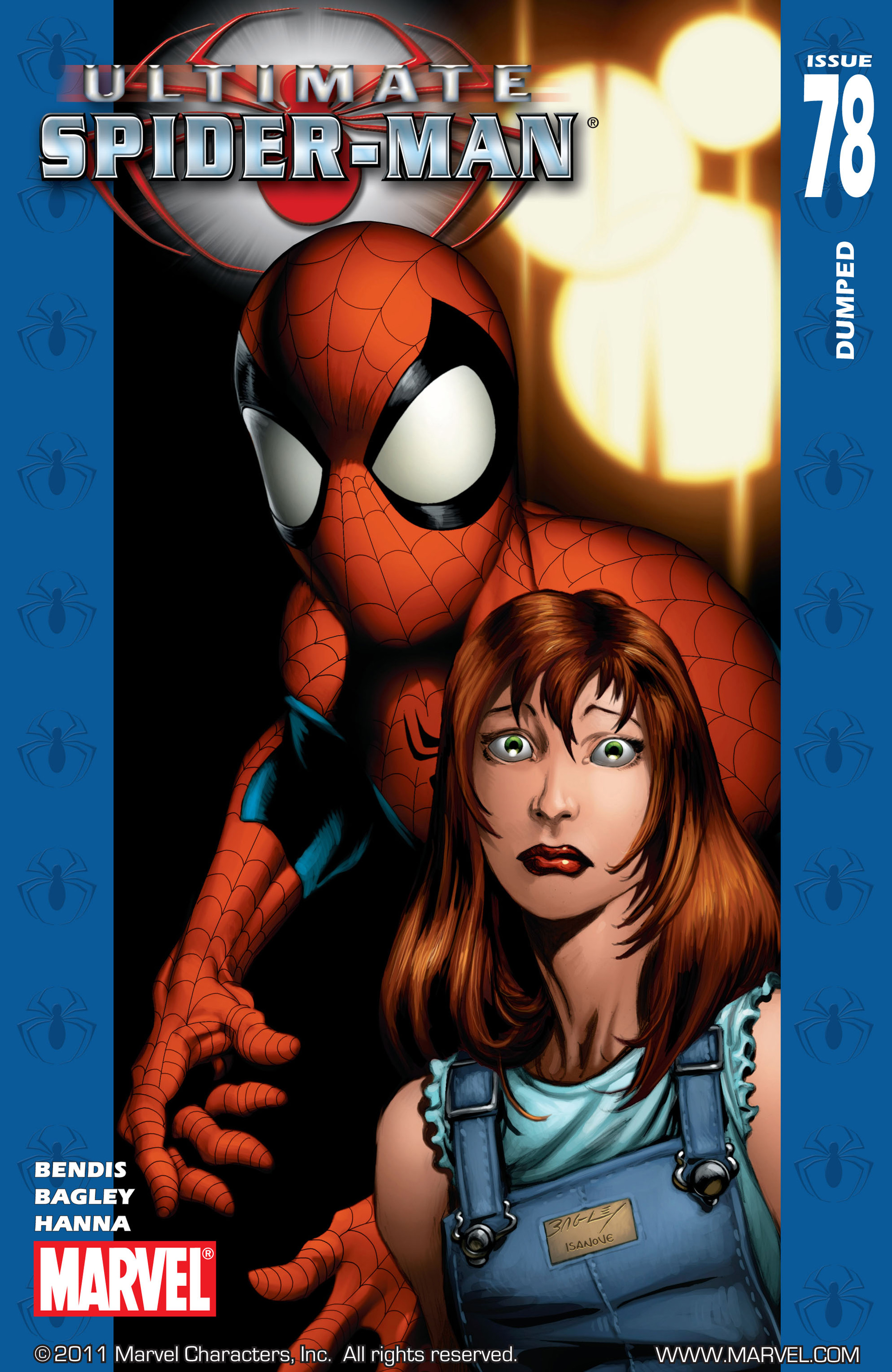 Ultimate Spider-Man (2000) 78 Page 1