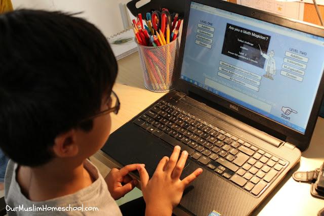Mr. D Math Online Homeschool Curriculum