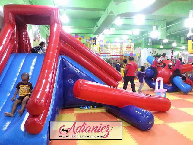 Aeon Wonder's Park, Ayer Keroh ::: Lebih Besar Lebih Meriah Anak-Anak Riadah