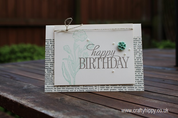 Happy Birthday Everyone, Stampin' Up!