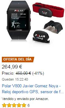 Reloj-GPS.com - V800