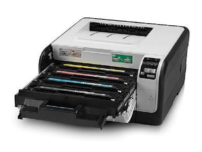 Image HP LaserJet Pro CP1525 Printer Driver