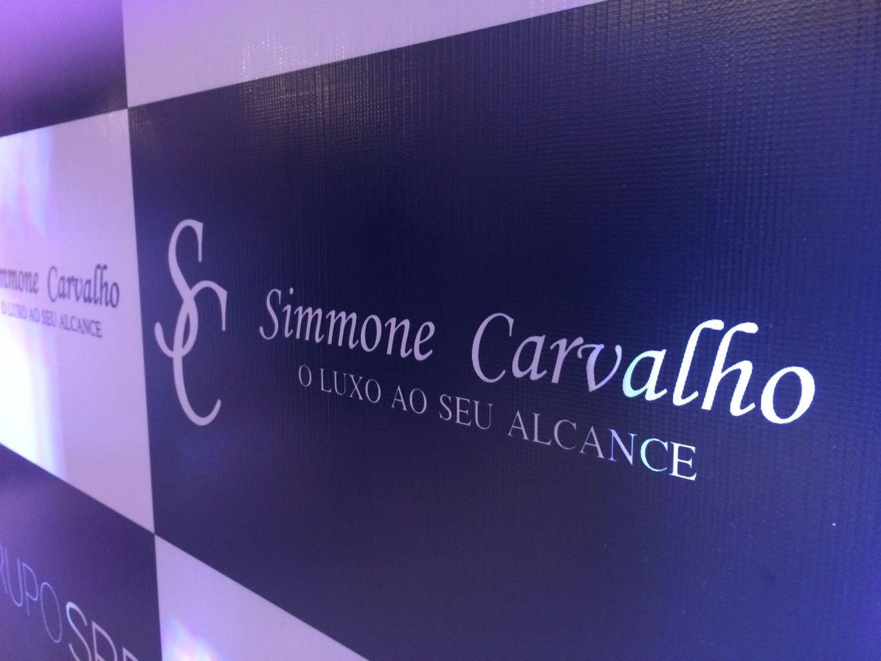 """Simmone Carvalho - Lançamento Coleção """"Genesys"""""""