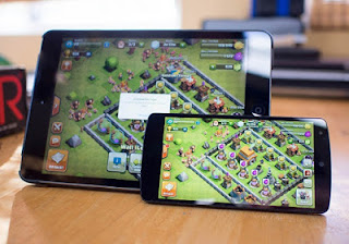 Clash Of Clans Game For iPhone