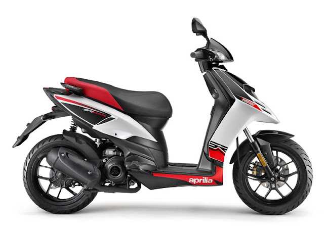 New Aprilia SR 125 HD Wallpaper 7