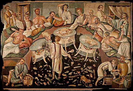I Pasti Romani Romanoimpero Com