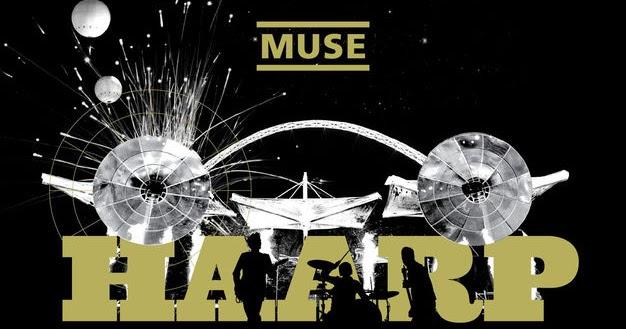 Muse - HAARP: Live from Wembley Stadium (2008) - Album