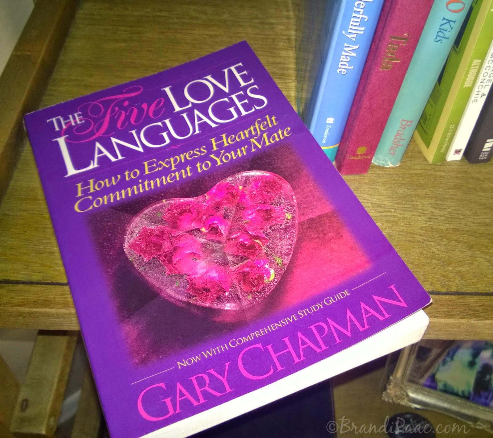 Brandi Raae: What's Your Love Language?