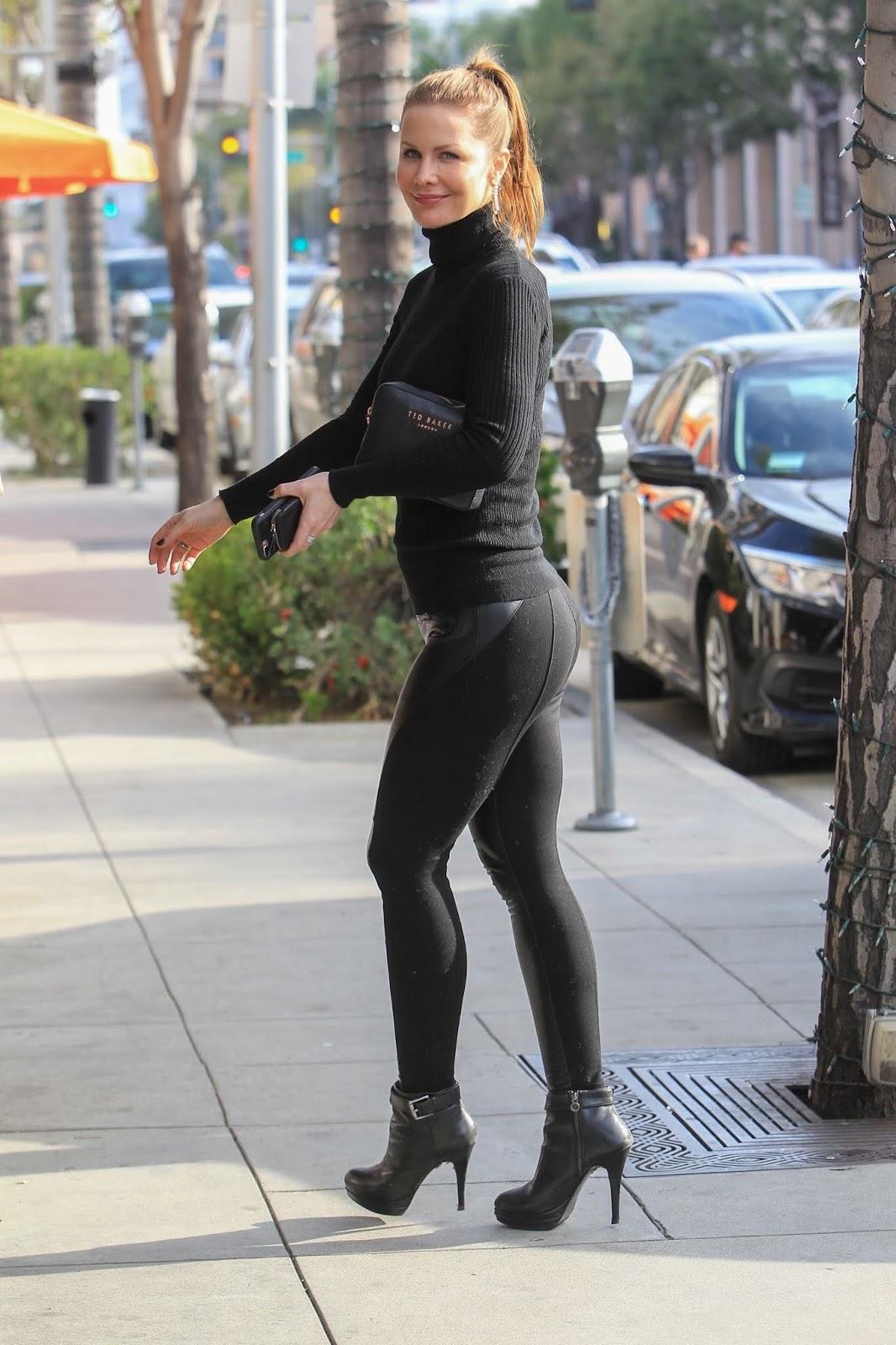 Josie Davis shopping in Beverly Hills - 01/11/2019