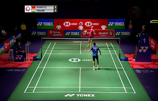 HSBC BWF World Tour Yonex India Open Eutelsat 7A/7B Biss Key 30 March 2019
