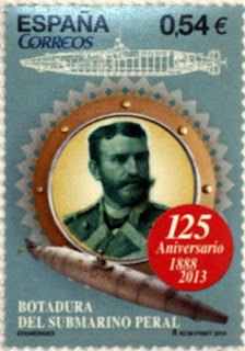 125º ANIVERSARIO DE LA BOTADURA DEL SUBMARINO REPAL