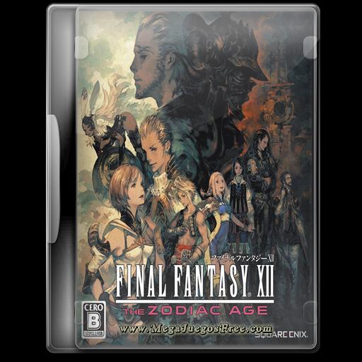 Final Fantasy XII The Zodiac Age Full Español