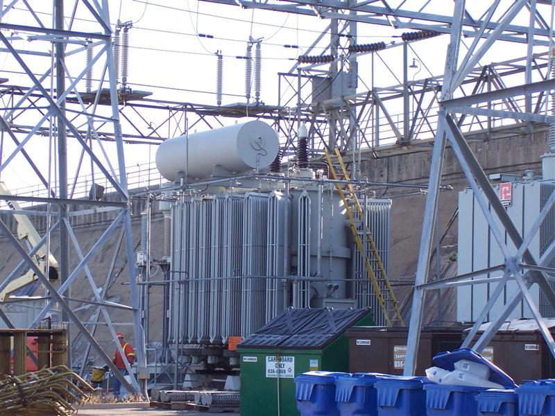 Conservator Substation