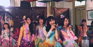 Lirik Lagu JKT48 - Dirimu Melody (Kimi Wa Melody)