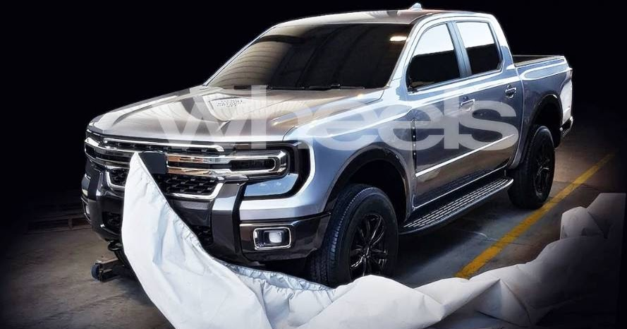 next generation 2021 ford ranger pickup redesigned