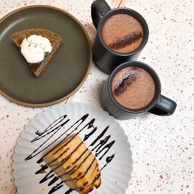 麓鳩Aruchuu 東區巷弄內的手作蛋糕咖啡廳