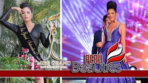 Miss Grand Ecuador 2018