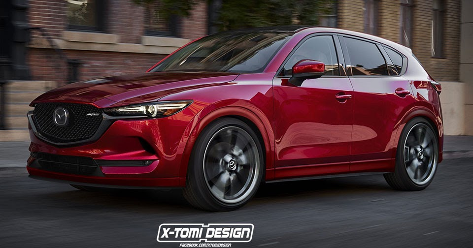 all new mazda cx 5 looks delicious in mps attire. Black Bedroom Furniture Sets. Home Design Ideas