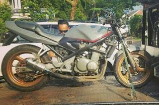 JUAL Murah Suzuki Bandit 400cc Th 95.