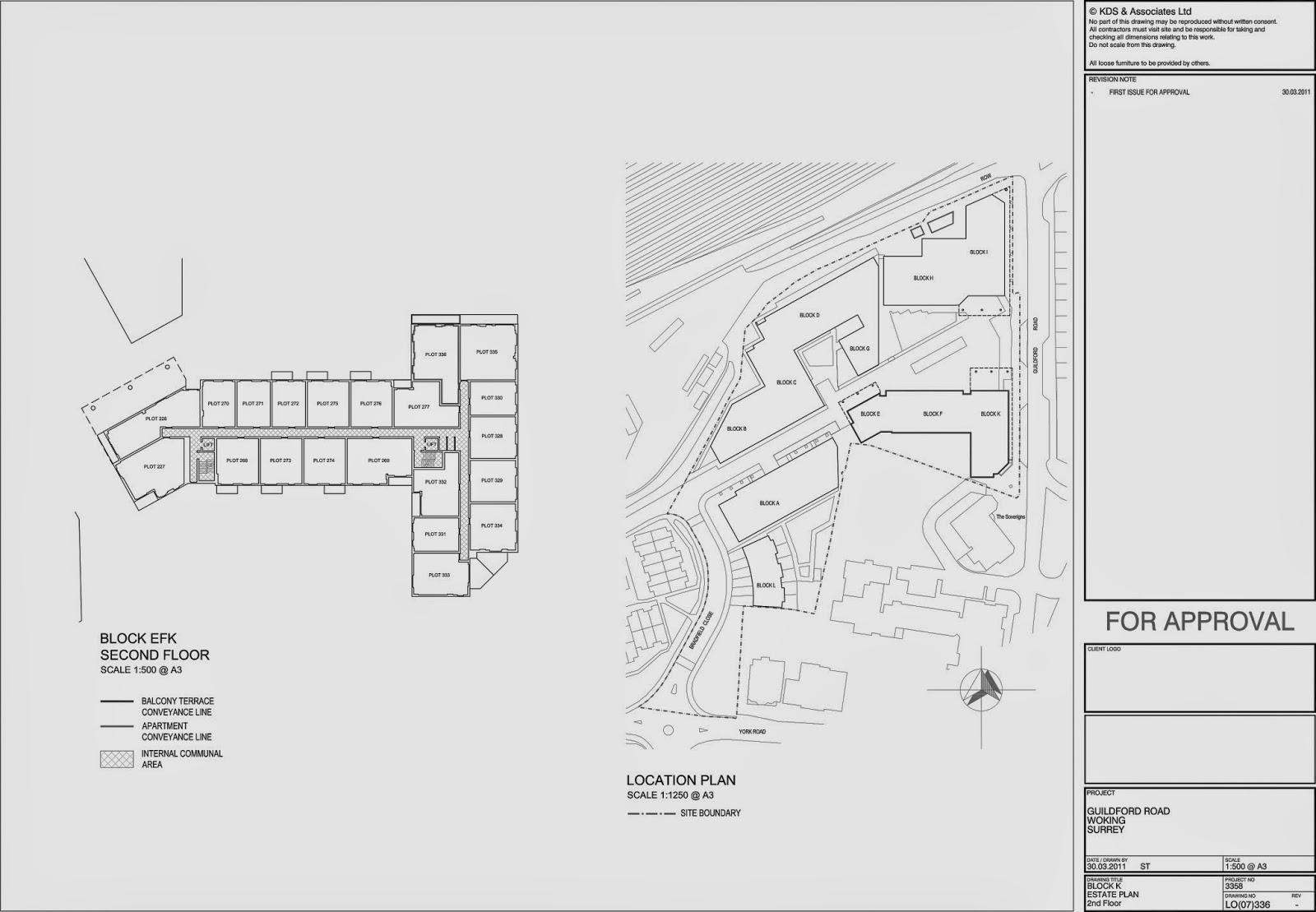 Chi Sham Tang Various Architectural Drawings