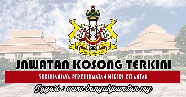 Jawatan Kosong Terkini 2018 di Suruhanjaya Perkhidmatan Negeri Kelantan (SPNK)