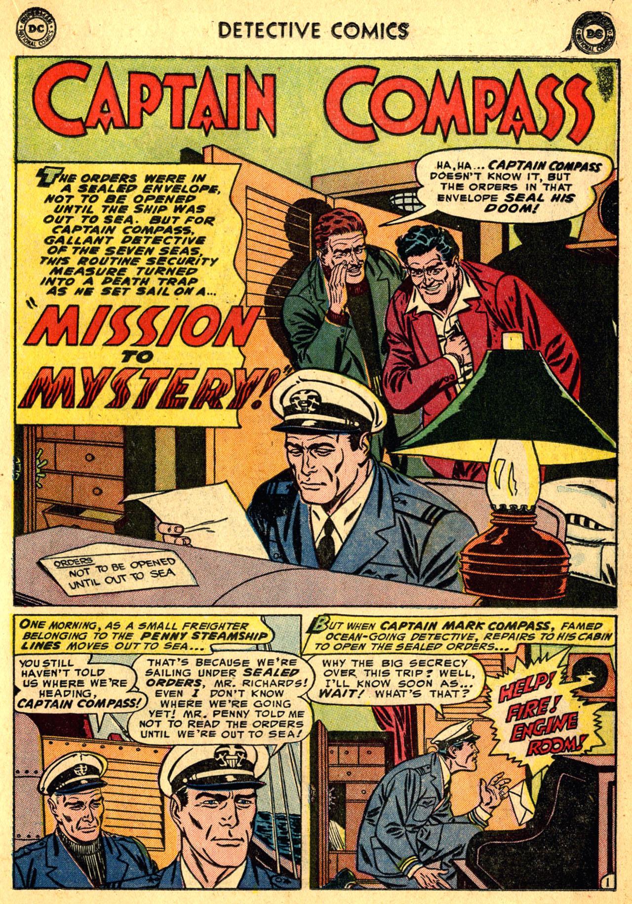 Read online Detective Comics (1937) comic -  Issue #205 - 25