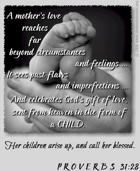 Quote About Sons And Mothers: Mothers Love For Her Son Quotes
