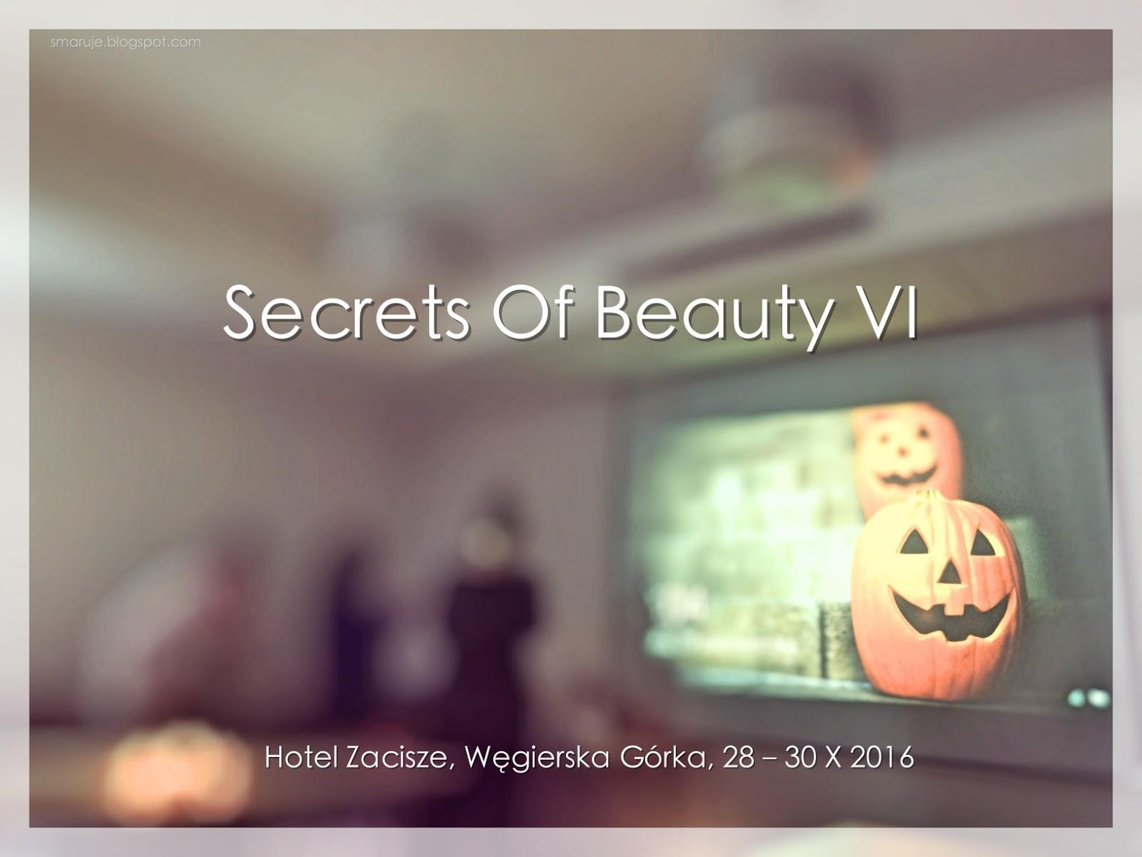 Secrets Of Beauty VI, czyli porozmawiajmy o urodzie... w górach!