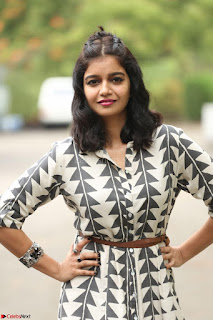 Swathi Reddy Looks super cute at London Babulu theatrical trailer launch ~  Exclusive 030.JPG