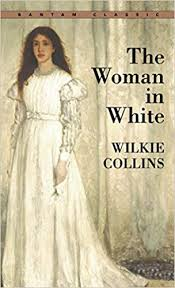 The cover of The Woman in White