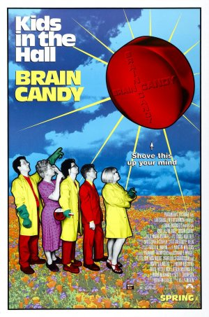 2,500 Movies Challenge: #2,130  Kids in the Hall: Brain