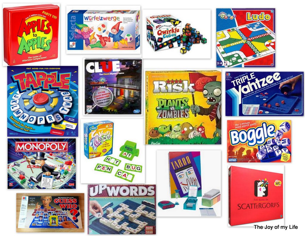 board games for kids ages 6 to 12