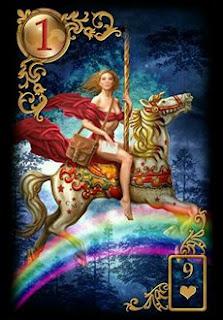 carta 1 cavaleiro