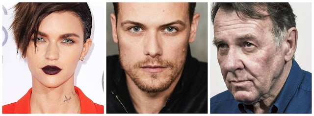 Sam Heughan será Tom Buckingham en SAS: Red Notice