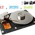 تعرف على الفرق بين أنظمة إدارة الملفات على الويندوز FAT , FAT32 , NTFS , REFS , exFAT