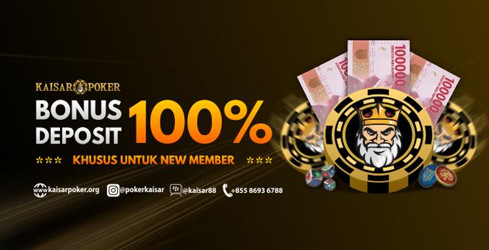 Bonus newmember 100% sportbook