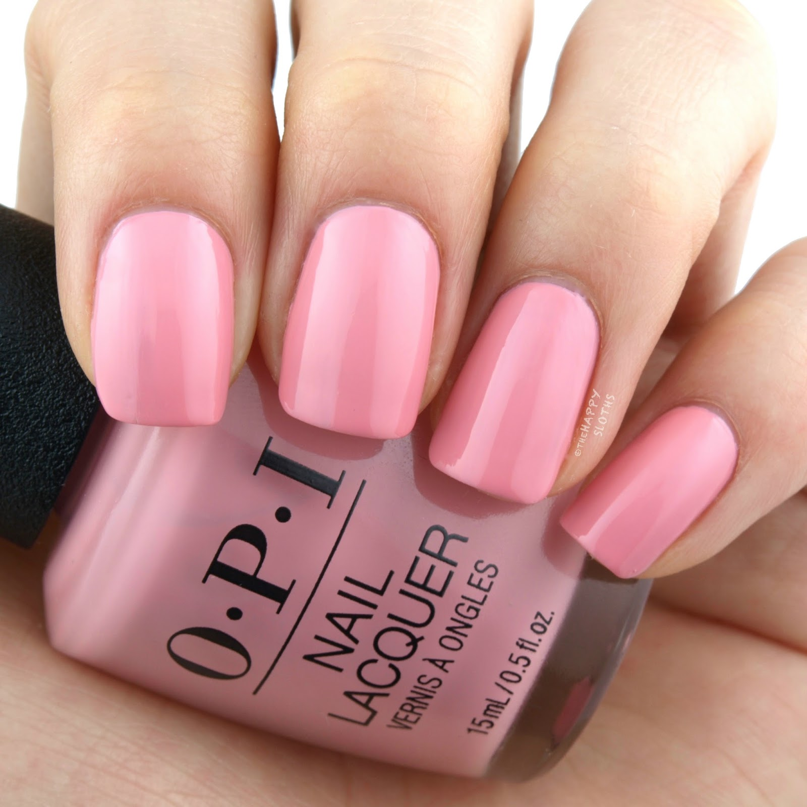 OPI Grease Collection | Pink Ladies Rule the School: Review and Swatches