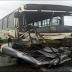 Ubajara (CE): Colisão entre ônibus e caminhonete deixa pelo menos dois mortos e cinco feridos