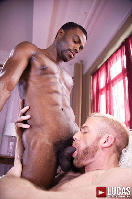 Christopher Daniels Takes Taye Knight's Raw Cock