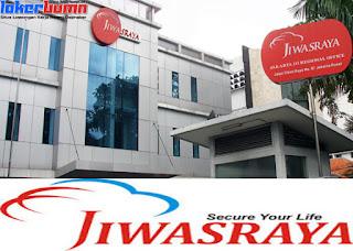 Lowongan kerja PT Asuransi Jiwasraya (Persero) 2016