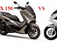 Perbandingan Yamaha NMAX Dengan Honda PCX
